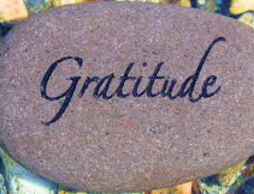 Gratitude – 'Thank you, but…'